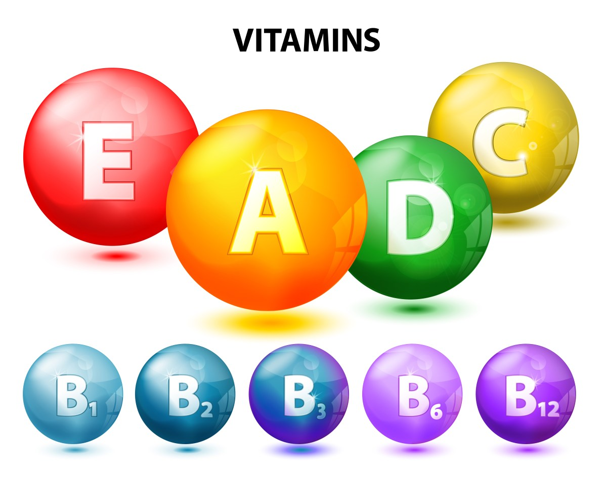 Vitamins for a Healthy Brain