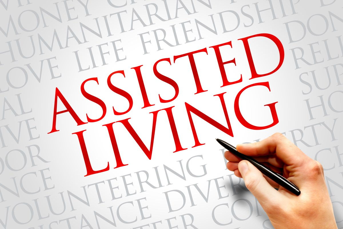 Helping a Parent Change to Assisted Living