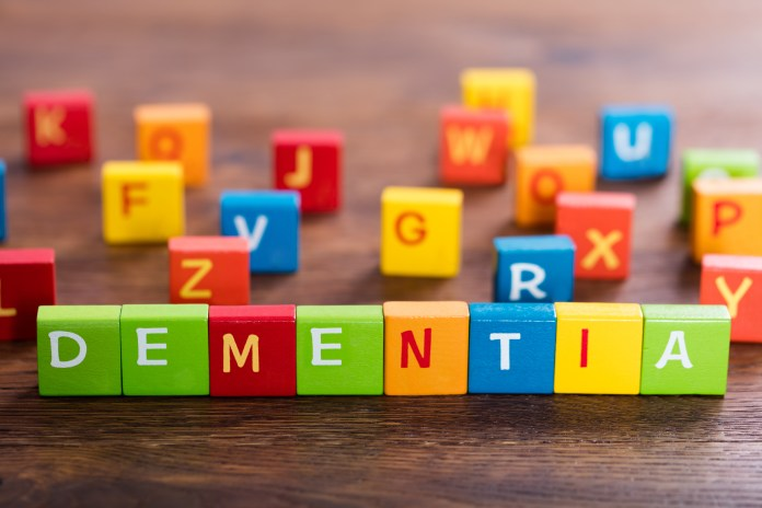 onset dementia