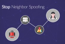 neighbor spoofing