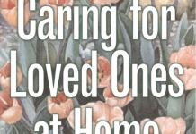 Seniors Lifestyle Magazine Talks To Caring For Loved Ones At Home: General Care of Hair