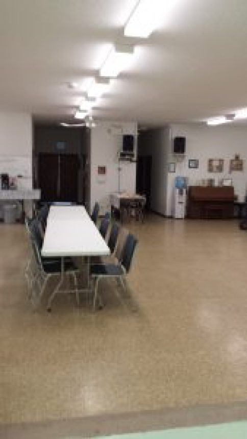 Houston, Sr.'s Meeting room