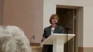 2018 AGM Isobel Mackenzie Seniors Advocate