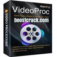 VideoProc Crack 4.2 + Serial Key Free Here Download [2021]