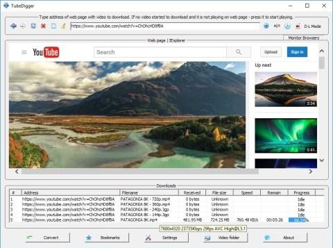 TubeDigger Crack 7.3.3 + Serial Key Download Free Here [2021]