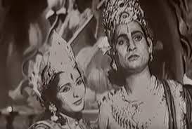 Shobhana Samarth and Prem Adib were hailed for their portrayal of Sita and Ram