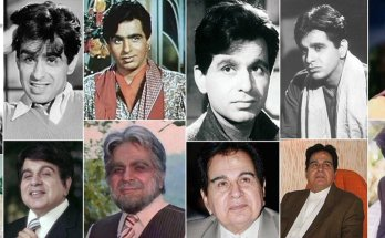 Dilip Kumar Birthday - Cover Image Seniors Today
