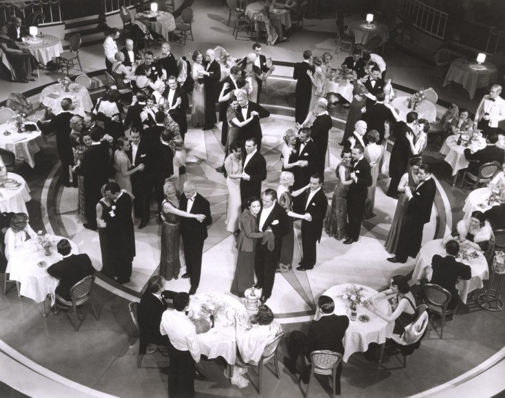 There's a certain charm about the era when the grown-ups went dancing and the children waited for them at home