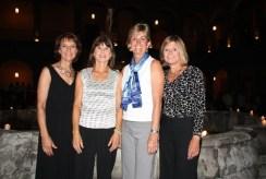 50s team, Susan, Robin, Tracey, Diane better
