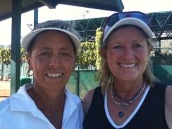 Lyn Mortimer and Sherri Bronson