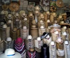 Sombrero shop