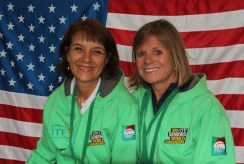 Susan Wright, Diane Fishburne best