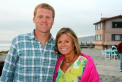 Matthew Hane and Diane Fishburne