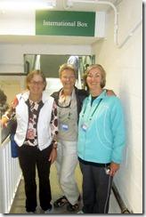 CAN, Birgitte, Lorna, under International box sign