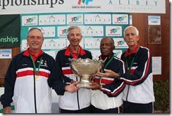 Mulloy team, McCabe, Bradshaw, Lewis Seymour
