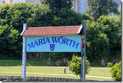 Maria Worth sign