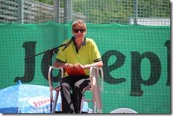 chair umpire