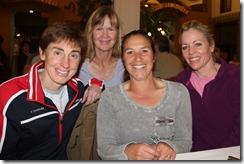 USA Bueno Cup Team: Chandler, Nideffer, Houk, Buholz