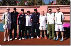 USA Trabert Cup team vs Ireland 3 18 13