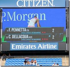Sept 1 US Open 2014