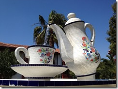 teacup fountain