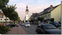 main drag of bad breisig