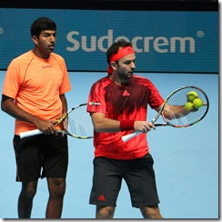 Bopanna and partner
