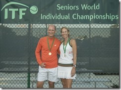 Nov 10, 2017; Miami, FL, USA; Carole DeBruin (NED and Berend Betz (NED) XD55