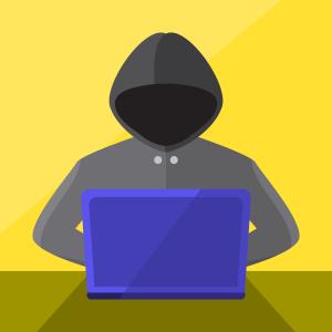 hacker, computer, programming
