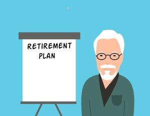 retirement, man, age