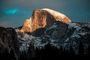 yosemite national park, landscape, nature