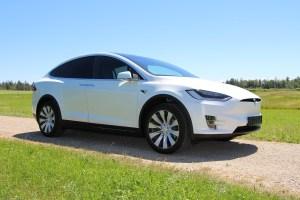 tesla, electric car, vehicle