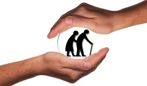 seniors, care for the elderly, protection