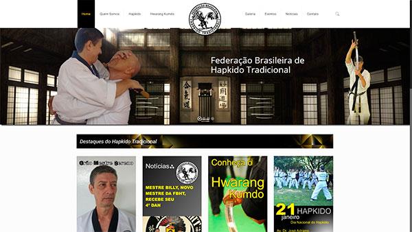 hapkidobrasil.com.br um site desenvolvido por SENI web design & publicidade