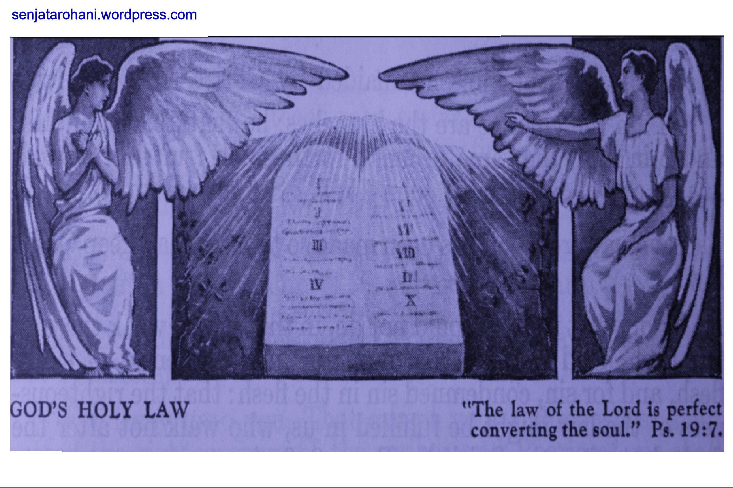Sepuluh Hukum YAHWEH