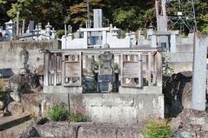 武田信武の墓