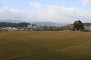 人吉城からの展望