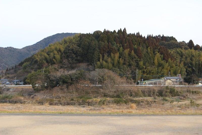 日向・松尾城