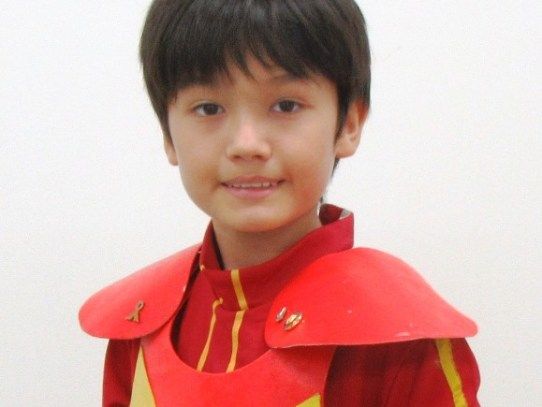 「現代版ヒーローが語る! 世界に向けた夢」(11/8、小沢真太郎氏、小沢獅子丸氏、大阪)