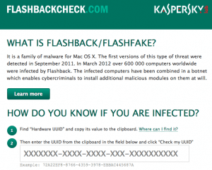 Flashback Malware - Check your MAC Now! Are you one of the 500,000