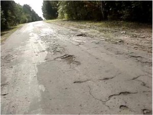 Rough Russian Roads