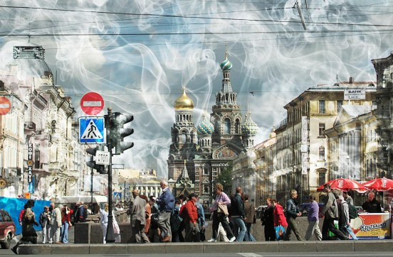Smoking in Russia gets fined