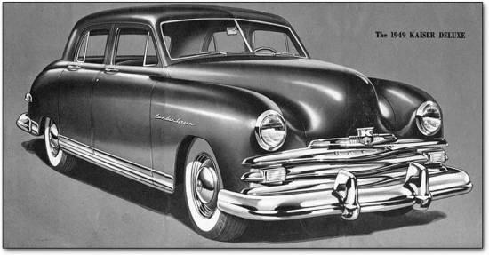 Kaiser car