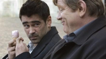 "Colin Farrell Brendan Gleeson ""In Bruges"" (c) Ascot Elite CH"