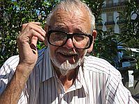 George A. Romero (c) Sennhauser