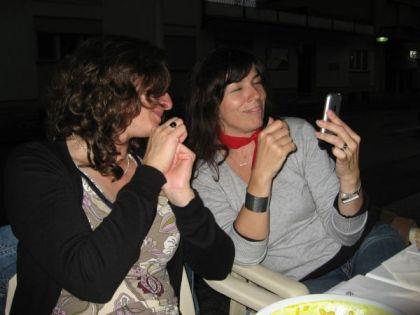 Marcy Goldberg und Cathy Flaviano (c) sennhauser