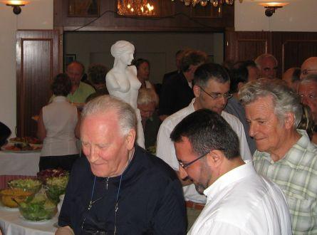 Das oekumenische Buffet mit Venus (c) sennhauser
