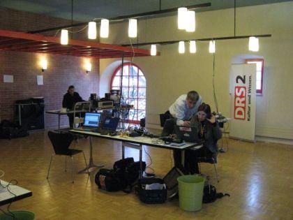 Filmtage Studio im Landhaus in Solothurn