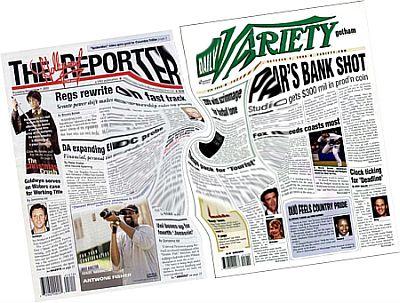 Hollywood Reporter und Variety: Bald keine täglichen Druckausgaben mehr?