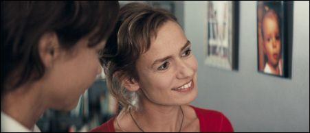 "Sandrine Bonnaire in ""L'empreinte de l'ange"" von Safy Nebbou"